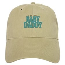 I'm the Baby Daddy Baseball Cap