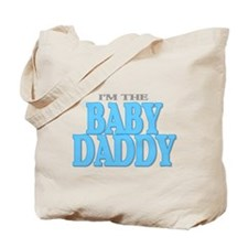 I'm the Baby Daddy Tote Bag