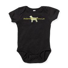Cool Kids labrador Baby Bodysuit