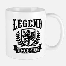 Legend Since 1996 Mug