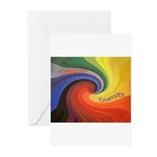 Funny Tolerance Greeting Cards (Pk of 10)