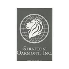 Stratton Oakmont Rectangle Magnet Magnets