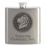 Wolf of wall street Flask Bottles