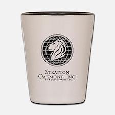 Stratton Oakmont Shot Glass