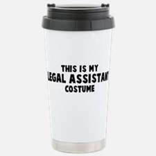 Legal assistant Travel Mug