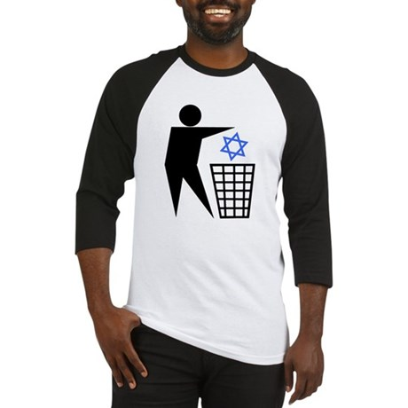 Trash Religion (Jewish Version) Baseball Jersey