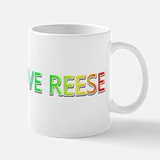 Peace Love Reese Mugs