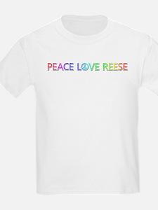 Peace Love Reese T-Shirt