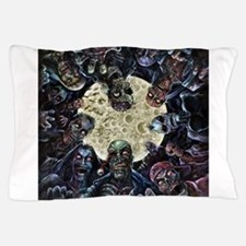 Funny Zombie Pillow Case