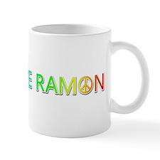 Peace Love Ramon Mugs