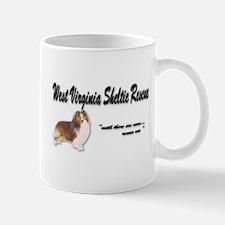 Cool Rescue sheltie Mug