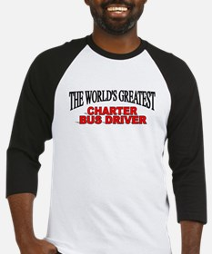 """The World's Greatest Charter Bus Driver"" Baseball"