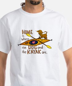 Funny Kayakers Shirt