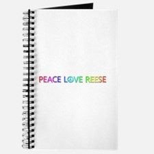 Peace Love Reese Journal