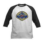 Sierra Madre Police Kids Baseball Jersey