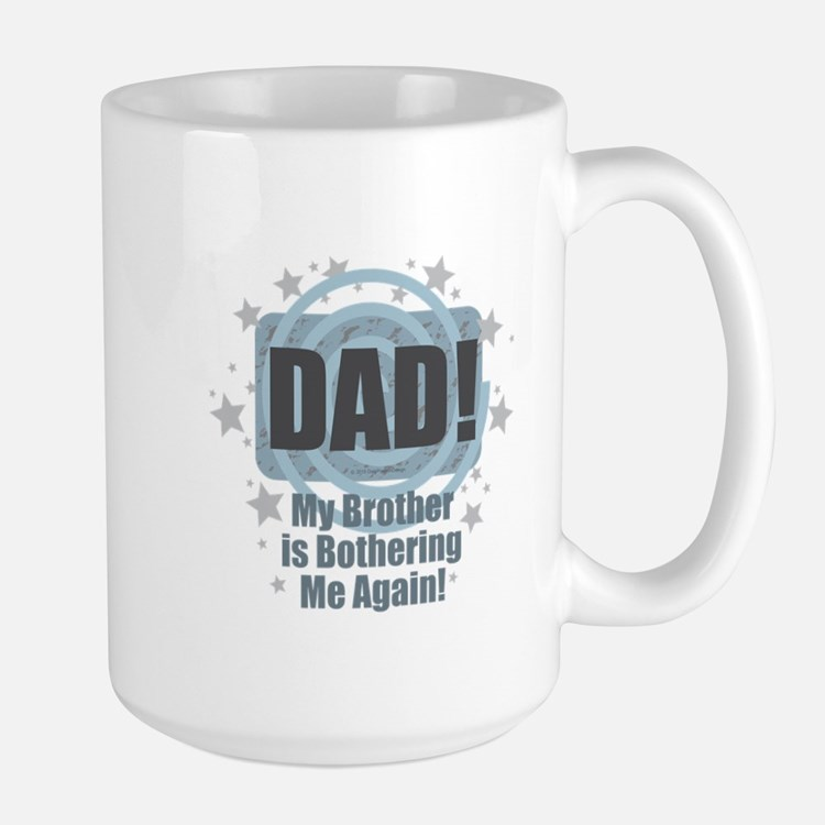 Dad Brother Bother Mugs