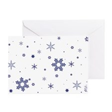 Ocean Snowflakes Greeting Cards (Pk of 20) {MCHN}
