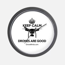 Cool Drone Wall Clock