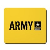 National guard Mouse Pads