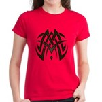 Tribal Woven Blades Women's Dark T-Shirt