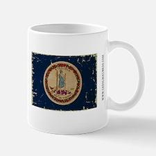 Virginia State Flag VINTAGE Mug