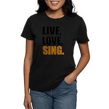 Cool Singing Tee