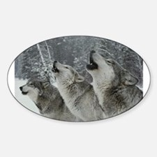 Unique Wolfs Decal