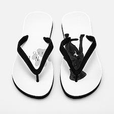 Cane Corso Flip Flops