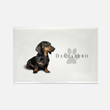 Dachshund Rectangle Magnet