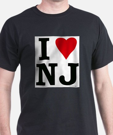 Cute New jersey T-Shirt