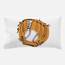 Baseball Game Time Pillow Case