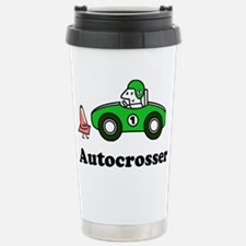 Unique Autocross Travel Mug
