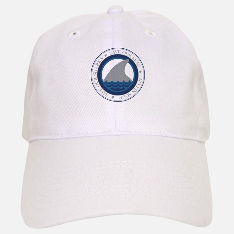 save our sharks Baseball Baseball Baseball Cap