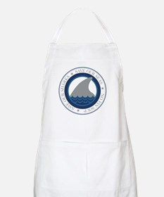 save our sharks Apron