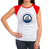 Shark fin Women's Cap Sleeve T-Shirt