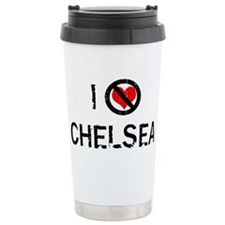 Cute Anti valentine Travel Mug