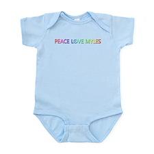 Peace Love Myles Body Suit