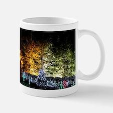 Christmas lighs Mugs
