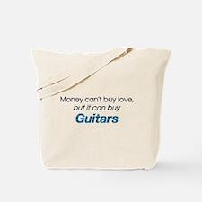 Money&Guitars Tote Bag