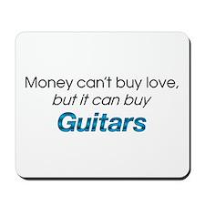 Money&Guitars Mousepad