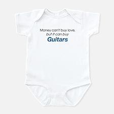 Money&Guitars Infant Bodysuit