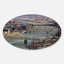 City of Bridges Decal