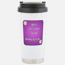 Funny Nurse practitioner Travel Mug