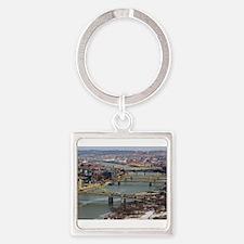 City of Bridges Keychains