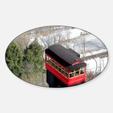 Pittsburgh Incline Decal