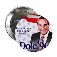 Dole '96 Button