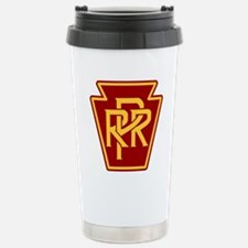 Pennsylvania Railroad Travel Mug