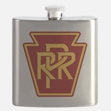 Pennsylvania Railroad Flask