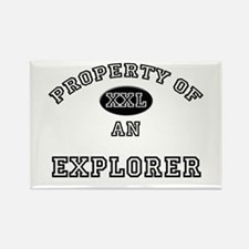 Property of an Explorer Rectangle Magnet