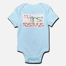 Cute December baby Infant Bodysuit